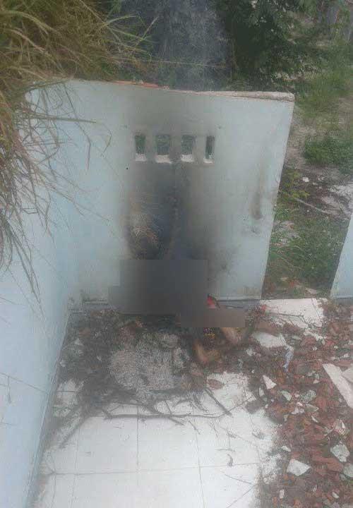 Vụ cô gái chết cháy: Nạn nhân mang thai hơn 4 tháng - 3
