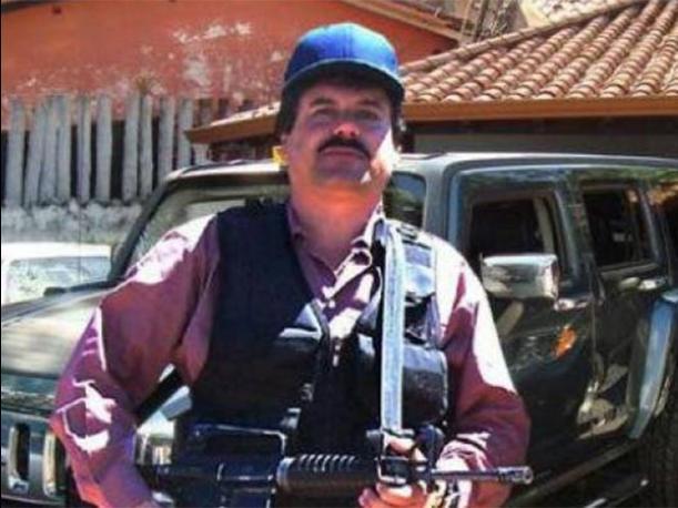 Mexico bắt những kẻ giải cứu trùm ma túy Chuột chũi - 1