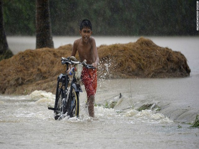 Thảm cảnh sau siêu bão làm 54 người chết ở Philippines - 10