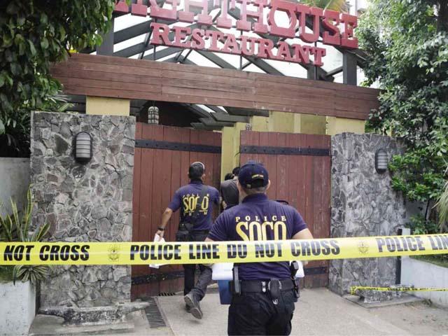 Vì sao Phó lãnh sự TQ ở Philippines bị bắn chết? - 4