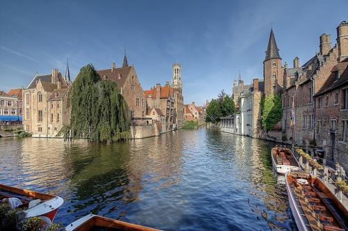 Những điểm du lịch ở Bỉ bạn đừng bỏ qua - 1