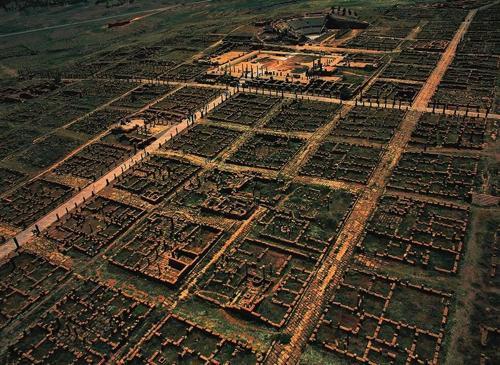 """Timgad: """"Báu vật kiến trúc"""" La Mã suýt bị lãng quên - 2"""