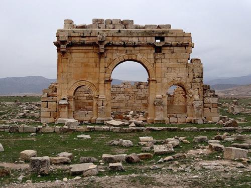"""Timgad: """"Báu vật kiến trúc"""" La Mã suýt bị lãng quên - 6"""