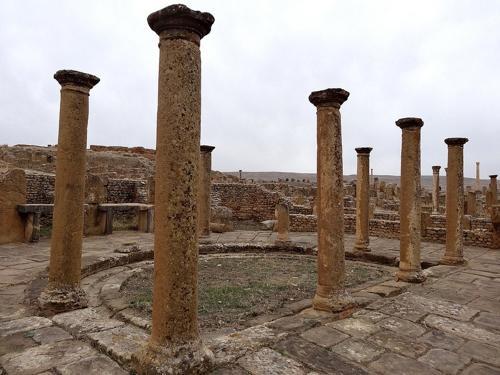 """Timgad: """"Báu vật kiến trúc"""" La Mã suýt bị lãng quên - 5"""
