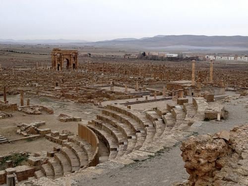 """Timgad: """"Báu vật kiến trúc"""" La Mã suýt bị lãng quên - 8"""