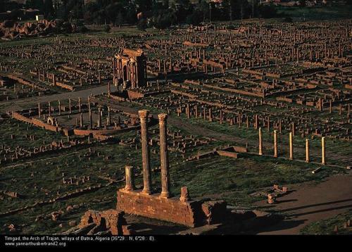 """Timgad: """"Báu vật kiến trúc"""" La Mã suýt bị lãng quên - 9"""