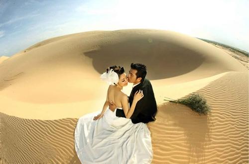 Địa điểm chụp ảnh cưới lý tưởng vào mùa thu - 7
