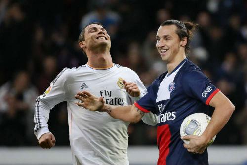 "Ibrahimovic – Ronaldo: Hẹn ""cuộc chiến"" ở Madrid - 1"
