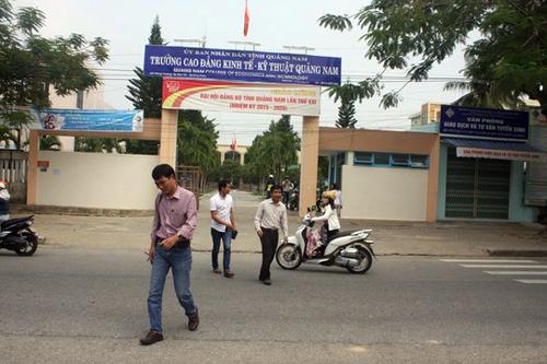 Không tuyển được sinh viên, 118 giảng viên mất việc - 1