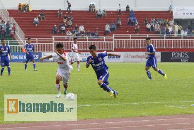 Chi tiết U21 TP.HCM - U21 Gia Lai: Ăn miếng trả miếng (KT) - 4