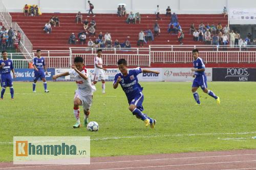 U21 TP.HCM - U21 Gia Lai: Chiến đấu kiên cường - 1