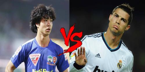 Công Phượng được mời sang Anh gặp Ronaldo - 1