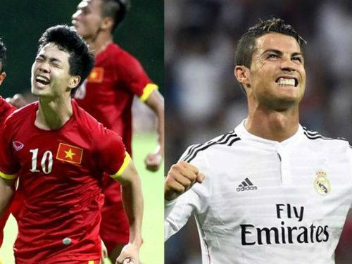 """Công Phượng sẽ """"khoe"""" siêu phẩm nào với Ronaldo? - 1"""