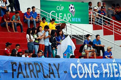Hình ảnh ấn tượng ngày khai mạc giải U21 Clear Men Cup - 6