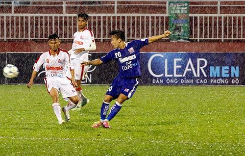 Hình ảnh ấn tượng ngày khai mạc giải U21 Clear Men Cup - 8