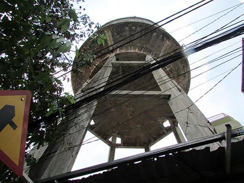"""Cận cảnh thủy đài khổng lồ sắp được """"hóa kiếp"""" ở Sài Gòn - 2"""