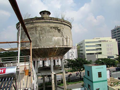 """Cận cảnh thủy đài khổng lồ sắp được """"hóa kiếp"""" ở Sài Gòn - 3"""