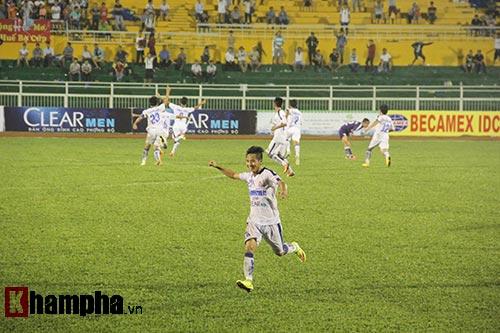 """Giải U21 - Cup Clear Men: An Giang cảnh báo """"đại gia"""" - 7"""