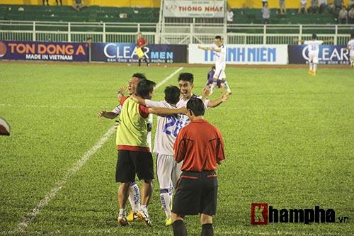 """Giải U21 - Cup Clear Men: An Giang cảnh báo """"đại gia"""" - 6"""