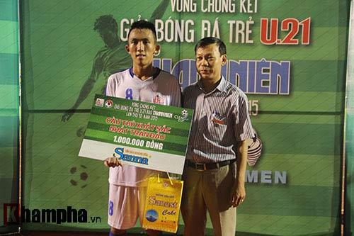 """Giải U21 - Cup Clear Men: An Giang cảnh báo """"đại gia"""" - 8"""