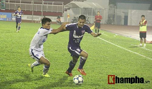 """Giải U21 - Cup Clear Men: An Giang cảnh báo """"đại gia"""" - 1"""