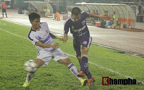 """Giải U21 - Cup Clear Men: An Giang cảnh báo """"đại gia"""" - 2"""