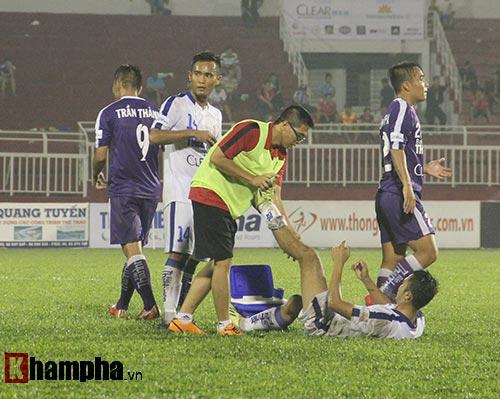 """Giải U21 - Cup Clear Men: An Giang cảnh báo """"đại gia"""" - 3"""