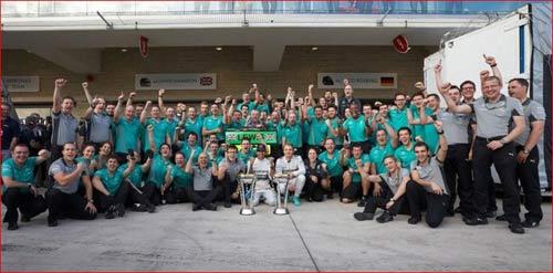F1, United States GP: Căng thẳng cuộc chiến á quân - 1