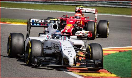 F1, United States GP: Căng thẳng cuộc chiến á quân - 4