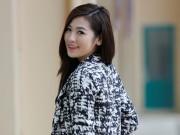 """Thế giới thời trang - Á hậu Tú Anh rạng rỡ làm giám khảo """"Nữ sinh viên Việt Nam duyên dáng 2015"""""""