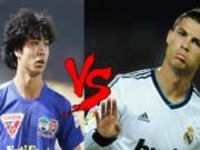 """Bóng đá - Công Phượng sẽ """"khoe"""" siêu phẩm nào với Ronaldo?"""