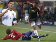 Bóng đá - Ở tuổi 19, Martial khiến Ronaldo phải ghen tị