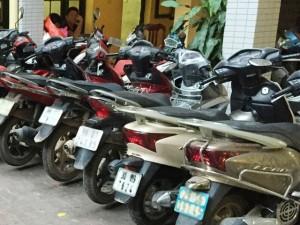 """An ninh Xã hội - """"Siêu trộm"""" đột nhập cơ quan Bộ GTVT dắt 7 xe máy trong đêm"""