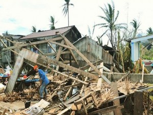 Thảm cảnh sau siêu bão làm 54 người chết ở Philippines