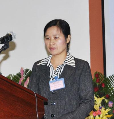 Việt Nam có nữ giáo sư toán học thứ hai - 1