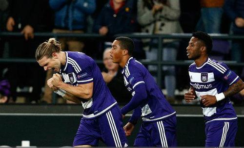 Anderlecht - Tottenham: Ý chí quật khởi - 1