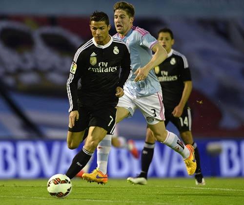 Liga trước vòng 9: Hiểm họa chờ Real - 1