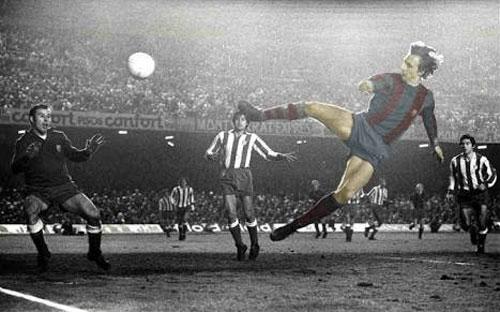 """10 khoảnh khắc """"bất hủ"""" của """"thánh"""" Johan Cruyff - 1"""