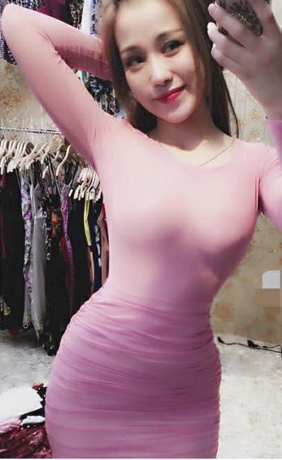 """Cô gái Hà thành được mệnh danh """"hot girl siêu vòng 3"""" - 4"""