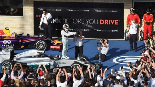 F1: Những điều bí ẩn tại United States GP - 1