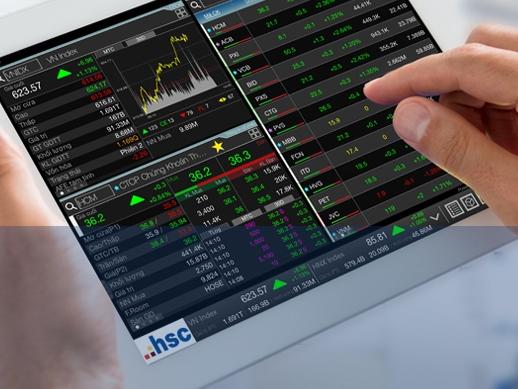 Cổ phiếu lớn tăng mạnh, chứng khoán vượt mốc 600 điểm - 1
