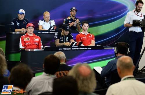 F1, United States GP: Cuộc chơi tốc độ cao - 1