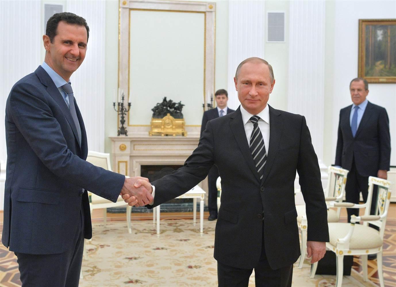 Mục tiêu đối ngoại của Putin khi can thiệp quân sự vào Syria - 3