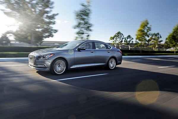 Hyundai Genesis 2016 ra mắt với các tính năng và tùy chọn mới - 2