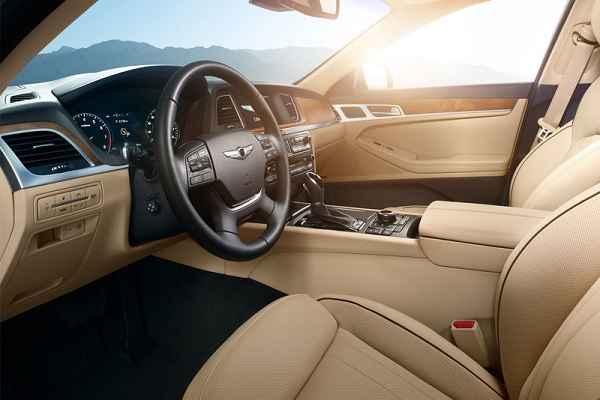 Hyundai Genesis 2016 ra mắt với các tính năng và tùy chọn mới - 3