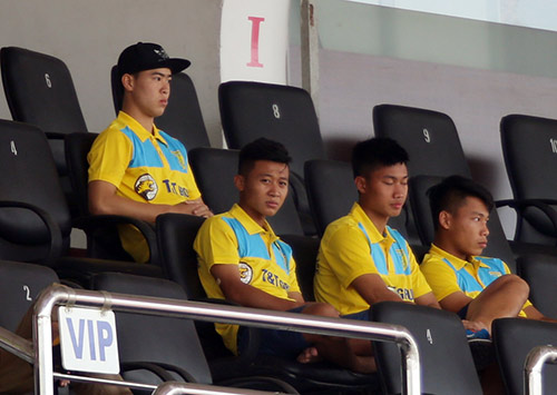 Giải U21 Cup Clear Men: Quân bầu Hiển thị uy sức mạnh - 3