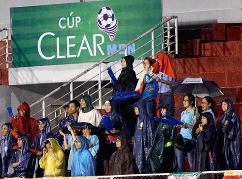 Giải U21 Cup Clear Men: Quân bầu Hiển thị uy sức mạnh - 11