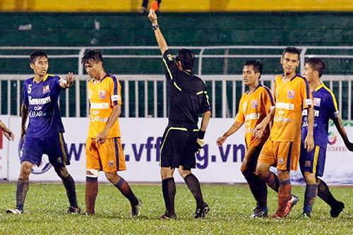 Giải U21 Cup Clear Men: Quân bầu Hiển thị uy sức mạnh - 9