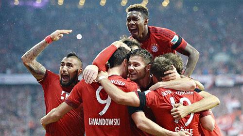 """Bayern - Koln: Chờ câu chuyện """"nghìn lẻ một đêm"""" - 1"""