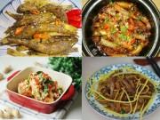Ẩm thực - Thực đơn 3 món ngon được chế biến từ cá